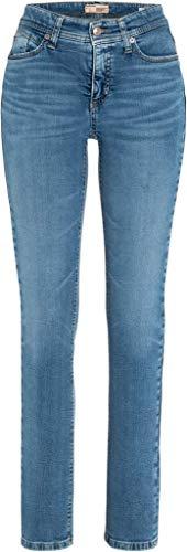 Cambio Damen Nachhaltige Jeans Parla Größe 4232 Blau (blau)