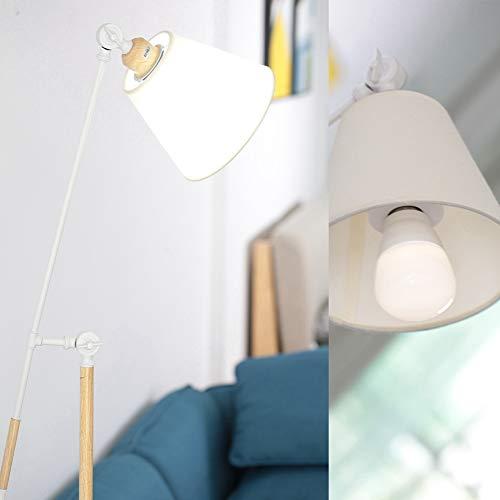 KUIDAMOS Soporte de Base de lámpara, PC Material de descascarado Interruptor de luz Inteligente Wi-Fi Interruptor Soporte de lámpara Bombilla de luz WiFi para controlar Luces y electrodomésticos