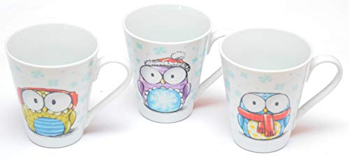 & Flirt by R B Coffee Christmas Set of 3 by Flirt by Ritzenhoff und Breker