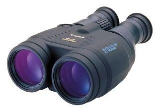 Canon CAN1001 15 x 50 Image Stabilising All Weather Binoculars, Black