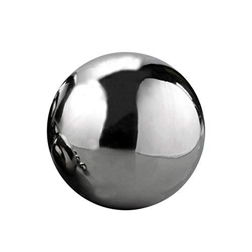 Alicer Edelstahl-anstarrender Ball, Bereich-Hotel-Tanz-Nahtlose Spiegel-Kugel, Hohlkugel-reflektierende Kugel für Hausgarten-Party-Verzierung