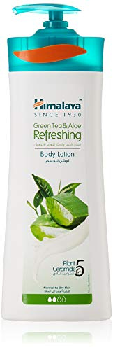 Himalaya Körperlotion grüner Tee Aloe Erfrischend 400 ml