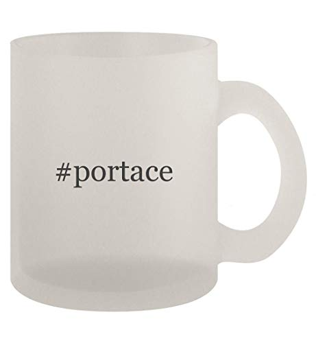 #portace - 10oz Frosted Coffee Mug Cup, Frosted