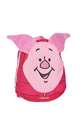 LittleLife Kid's Knorretje Disney Peuter Rugzak Veiligheidsteugels, Roze, One Size