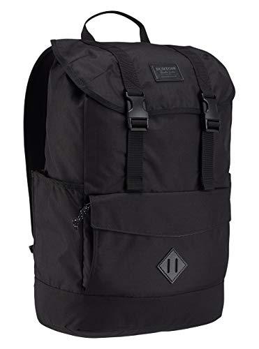 Burton Erwachsene Outing Daypack, True Black Triple Ripstop, 46 x 30 x 17 cm