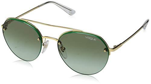 Vogue 280/8E Gafas de sol, Gold, 54 para Mujer