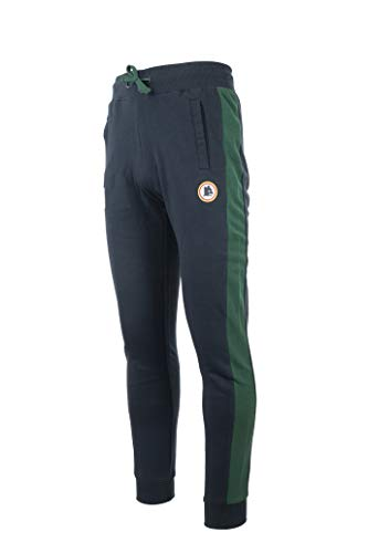 AS Roma Herren AS Rom Hose, Dark Blue, 3XL