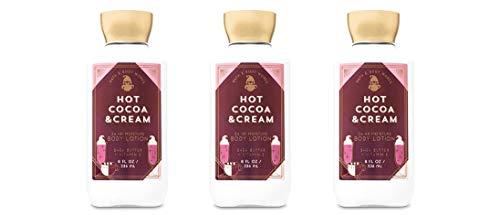 Bath & Body Works Hot Cocoa & Cream Body Lotion - Lot of 3
