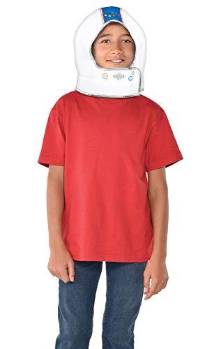 Kids Blast Off Astronaut Helmet Costume- 1 pc
