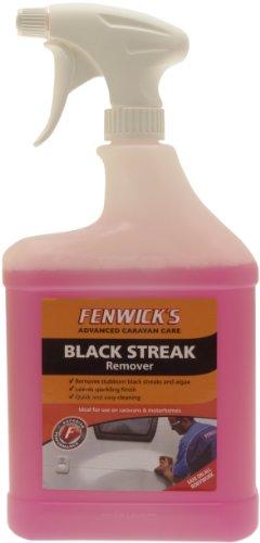 Fenwicks 0038C Streak Remover - Transparent, 1 Litres