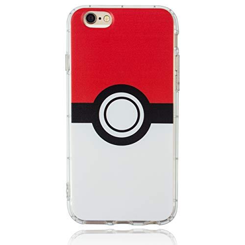 BRILA iPhone 6 6s case, Ball Pattern case for iPhone 6, iPhone 6s 4.7 Cute Phone case