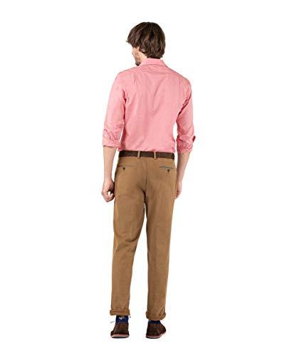 El Ganso 1020w200024 Pantalons, Beige, 44 Homme