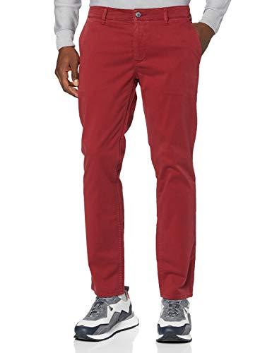 BOSS Herren Schino-slim D Pants, Dark Red (605), 32W 34L EU