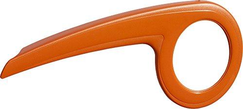 DEKAFORM Kettenschutz Performanc-Line 219-2 für Adventure Columbus Brennabor Germatec Hercules Fahrrad 44/46/48 Zähne *orange