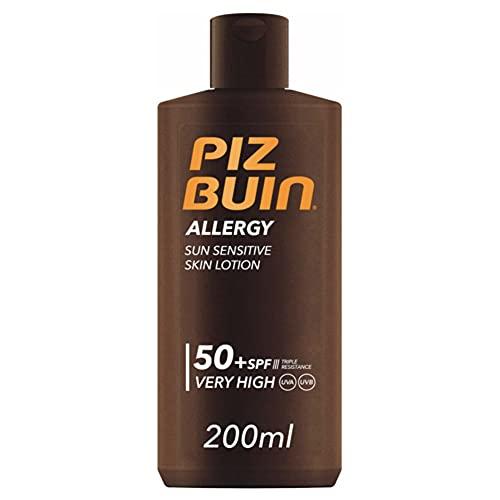 Piz Buin, Protección Solar, Loción Allergy SPF 50+ - Protección