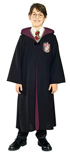 Rubie's Harry Potter & The Deathly Hallows Gryffindor Robe Costume - Large (12-14)
