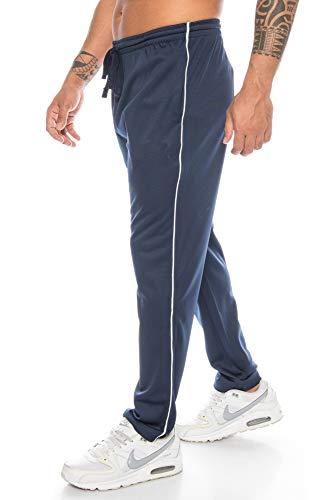 Raff & Taff heren sportbroek alledaagse broek voetbalbroek vrijetijdsbroek klassiek maten tot 6XL trainingsbroek joggingbroek zomer sportbroek
