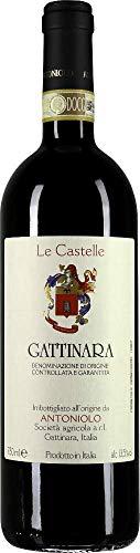 ANTONIOLO Gattinara DOCG Vigneto'Le Castelle' 2015 1 x 0,75 l