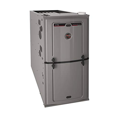 Fantastic Deal! Ruud Modulation Upflow Gas Furnace, Econet Ultra Series - 33,000 to 84,000 BTU/HR - ...