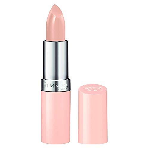 Rimmel London Lasting Finish Lippenstift von Kate Nude Kollektion, 40 Pale Nude, 4 g