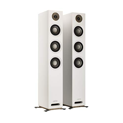 Jamo Studio Series S809 - Par de Altavoces de pie
