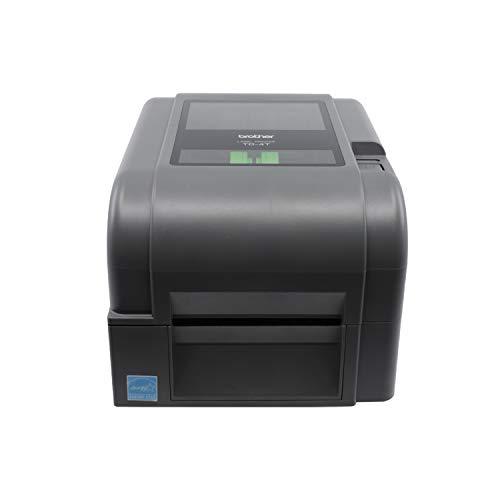 BROTHER TD-4520TN Impresora de Etiquetas de computadora de Transferencia térmica, 1, número de...