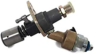 ITACO For Yanmar Electric Diesel Engine Chinese 178F 186F 186FA Fuel Injection Pump with Solenoid Generator Engine