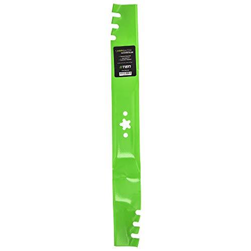 8TEN LawnRAZOR Mulching Blade for Husqvarna HU550F HU550FH HU675FE HU725E HU725FH HU775H 580244001 580244002