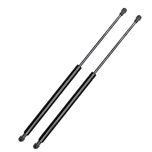 MLPNW 2pc Shalgate Lift Support Spring Shocks Struts para 2005-2012 Seat Leon 1P0827550 (Color : Black)