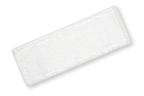 limpando 10x Microfasermöppe für Gewerbetreibende | Wischmöppe für 50cm Mopphalter | Taschenbezüge für Trockenreinigung und Feuchtreinigung