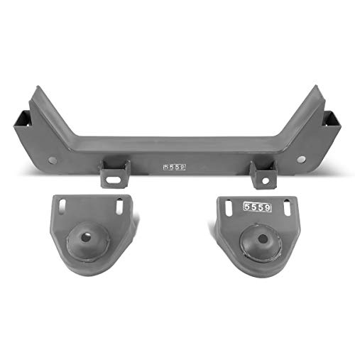 DNA Motoring LEPOW-007 Mustang II IFS Front Suspension Crossmember Kit For 55-59 Chevy Truck