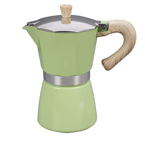 GNALI /& Zani caffè ed espresso Fornello Brasil 9 tazze