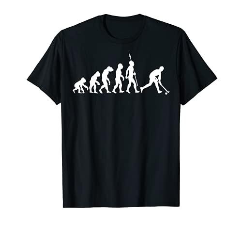 Feldhockey Fieldhockey Hockey Evolution Sport Hallenhockey T-Shirt