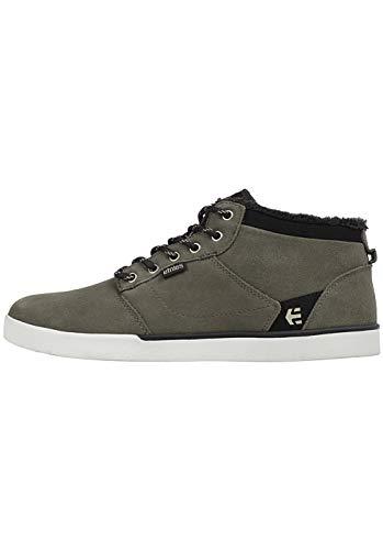 ETNAB|#Etnies Herren Jefferson Mid Skateboardschuhe, Grau 302 Olive Black 302, 43 EU