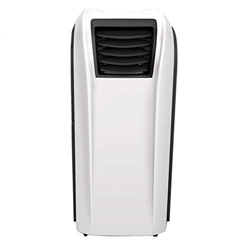 JCOCO draagbare airconditioning 9000 BTU, luchtontvochtiger, met thermische bescherming tegen overbelasting, afwasbaar luchtfilter en afstandsbediening, met luchtslang, smart zonder afvoer