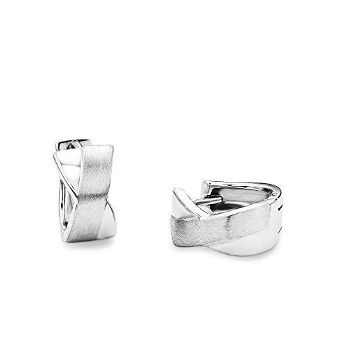 amor Creole für Damen, Sterling Silber 925