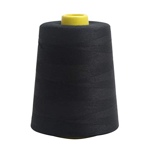 Great Features Of Artibetter 4000 Yards Polyester Cone Serger Thread Spool Sewing Thread Overlock Co...