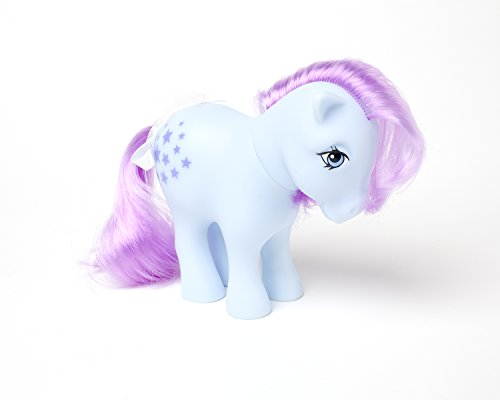 Basic Fun! 35234 Blau Belle Retro Pony