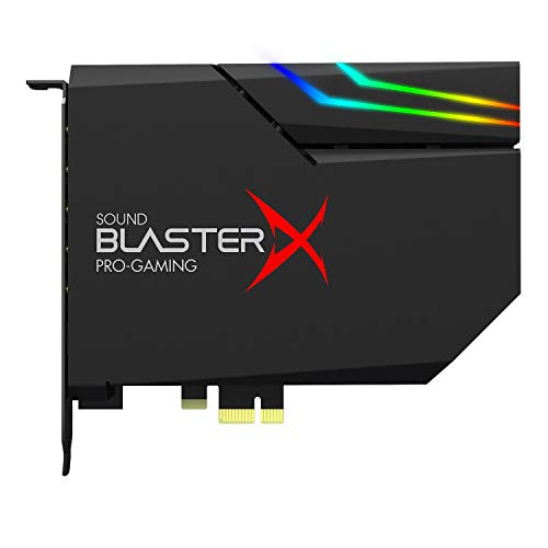 Creative Labs SoundblasterX AE5 Gaming Soundcard