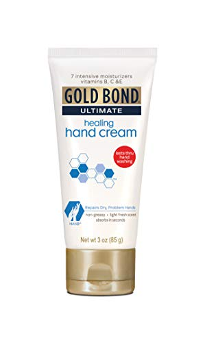 commercial Gold Bond Ultimate Intensive Healing Hand Cream 3 oz. hand creams