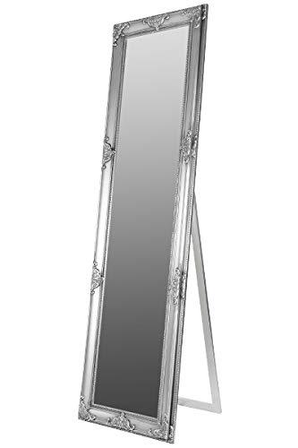 My Flair Spiegel, Paulownia,Glas, 50 x 7 x 180 cm
