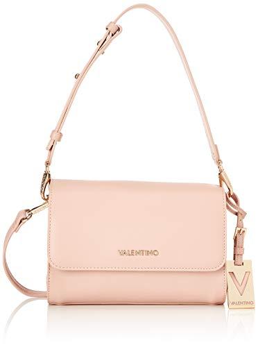 Mario Valentino Valentino by Damen Summer Memento Tornistertasche, Pink (Cipria/Multicolor), 8x15x23 cm