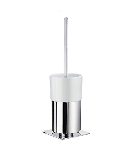 Smedbo Outline Toilettenbürste poliertes Chrom/Porzellan