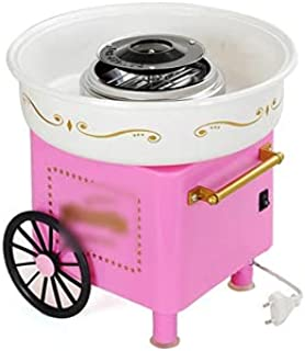 Automatic Candy Floss Machine, Home Use Food Grade Material Efficient Heating Noise And Shock Absorbing Candy Floss Machin...