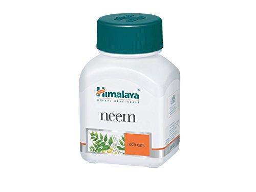 Himalaya Neem Cura Pelle Wellness 60 Capsule - 120 g