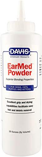 Davis Manufacturing Daveis EarMed Powder, 16 oz