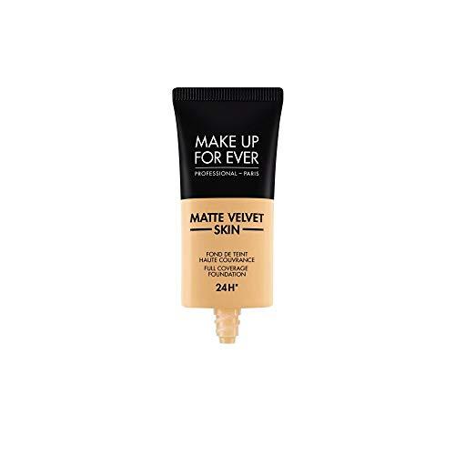 MAKE UP FOR EVER Matte Velvet Skin Full Coverage Foundation Y245 - SOFT SAND 1.01 oz/ 30 mL