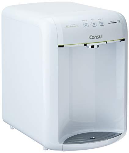 Purificador de Água Consul (CPB36ABB) - 220V - Branco - Alta Capacidade de Refrigeração e 3 Níveis de Temperatura