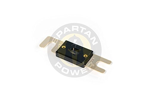 Spartan Power 200 Amp ANL Fuse & Holder Kit - Made in America