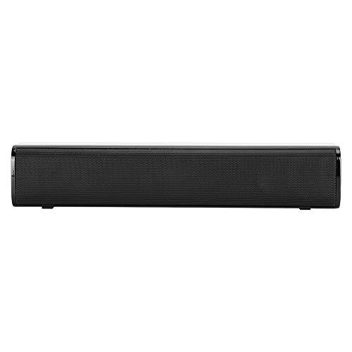 EBTOOLS1 USB wired speakers, wired speakers, multimedia active speakers, USB soundbar speakers, for laptops, desktops, phones, MP3